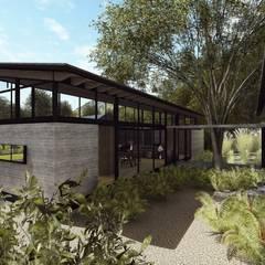 منزل ريفي تنفيذ C_arquitectos