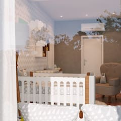 Baby room by Olivia Paterno