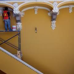 متاحف تنفيذ diseño & construcciones tapia