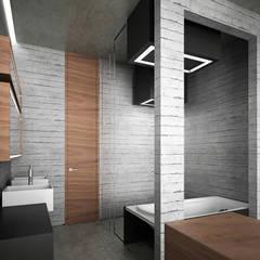 Cubiko Hotel : Hoteles de estilo  por Sulkin Askenazi