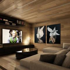 Armoni : Estudios y oficinas de estilo  por Sulkin Askenazi,