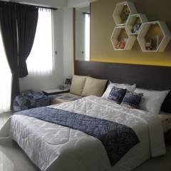 Schlafzimmer von POWL Studio