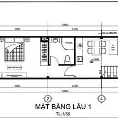 :  Bürogebäude von Công ty thiết kế xây dựng Song Phát