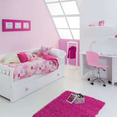 Girls Bedroom by bainba.com