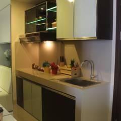 Küchenzeile von POWL Studio