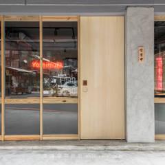 مطاعم تنفيذ 湜湜空間設計