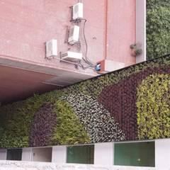 Office buildings by Designo Arquitectos