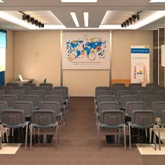 ศูนย์การประชุม by Дизайн - студия Александры Усольцевой