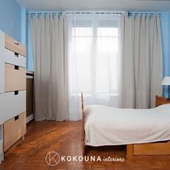 Home staging Chambre d'enfant: Chambre garçon de style  par KOKOUNA