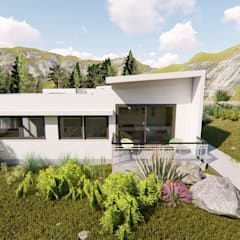 Single family home by Ekeko arquitectura  - Coquimbo