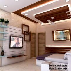 Schlafzimmer von divine architects