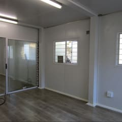 Living room by Container Rental and Sales (Pty) Ltd