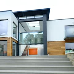 Dormers Henley:  Detached home by IQ Glass UK