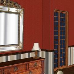 Walls by lucia bernal arbuatti diseño interior