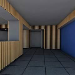 Restaurante: Comedores de estilo minimalista por Designo Arquitectos