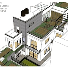 Zen garden by Designo Arquitectos