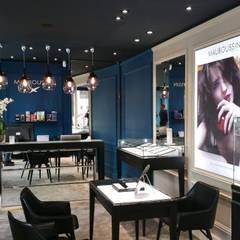 MAUBOUSSIN: Espaces commerciaux de style  par LIGHTTING