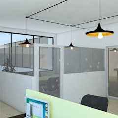 Offices & stores by FARO 105 Arquitectos