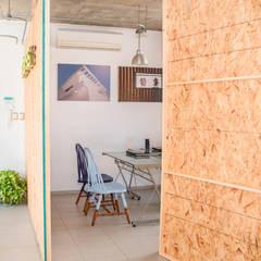 Privado de dirección: Oficinas y tiendas de estilo  por Constructora e Inmobiliaria Catarsis