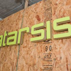 catarsis: Oficinas y tiendas de estilo  por Constructora e Inmobiliaria Catarsis