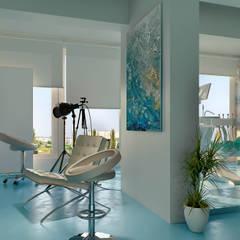 Dental Clinic من Karim Elhalawany Studio حداثي