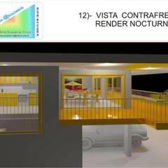 Proyecto Salsipuedes: Casas unifamiliares de estilo  por Arq.SusanaCruz