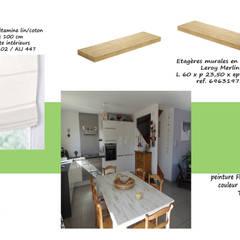Cocinas de estilo  de MarieHélèneD&Co