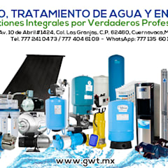 Global Water Tech: Estudios y oficinas de estilo  por Global Water Tech