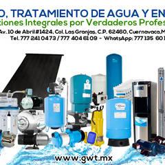 Global Water Tech: Estudios y oficinas de estilo clásico por Global Water Tech