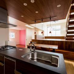 :  Kitchen by LSDdesign株式会社