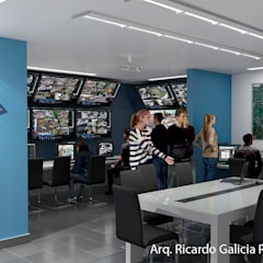 Electronica door GALICIA AV Arquitectura más Virtual