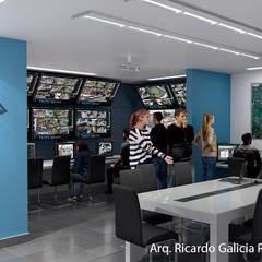 :  Electronics by GALICIA AV Arquitectura más Virtual