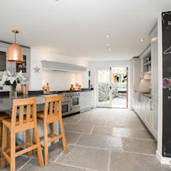 KITCHEN INSTALLATION - EXPERIENCED AND PROFESSIONAL:  Built-in kitchens by Webbs of Kendal