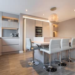 YOUR STYLE:  Built-in kitchens by Webbs of Kendal
