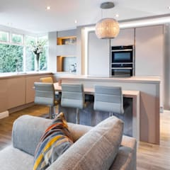 YOUR DESIGN:  Built-in kitchens by Webbs of Kendal