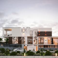 :  Villas by Comelite Architecture, Structure and Interior Design