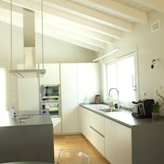 Built-in kitchens by CasaAttiva