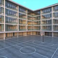 Schools by EKSIMIMARLIK