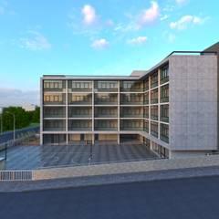 EKSIMIMARLIK – Samandıra Okul Projesi:  tarz Okullar