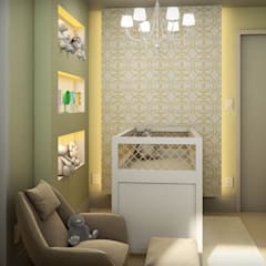 Baby room by Er2 Arquitetura