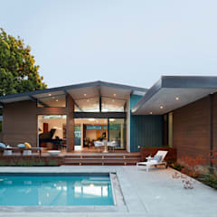 Los Altos New Residence By Klopf Architecture:  Houses by Klopf Architecture
