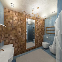 Bathroom by Мария Остроумова