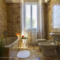tropische Badkamer door Fabiola Fusco -  Architetto e Home Stager