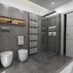 Bagno moderno interior design idee e foto l homify - Bagni da ristrutturare idee ...
