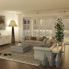 Living room by Lambda Design