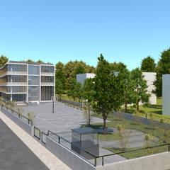 EKSIMIMARLIK – Çekmeköy Okul Projesi:  tarz Okullar