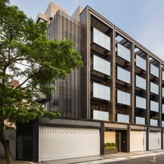 مكاتب ومحلات تنفيذ 竹村空間 Zhucun Design