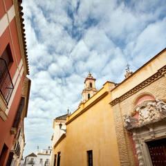 Vivienda particular en Santa María: Casas de estilo  de Idearte Marta Montoya