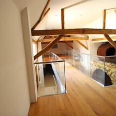 Westwood Bespoke Staircase:  Stairs by Canal Architectural