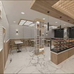 محلات تجارية تنفيذ Etit Mimarlık Tasarım & Uygulama